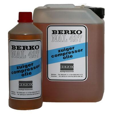 Zuigercompressorolie en olie voor slagmoersleutels